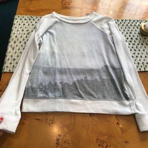 Sundry Anthro Surf Set Sweater Small